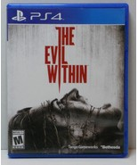 Sony Playstation 4 The Evil Within PS4 Video ga... - $7.95