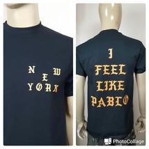 New York I Feel Like Pablo Black T-SHIRT - $16.99+