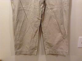 Eddie Bauer Ladies Casual Cropped Pants Sz 14 image 3