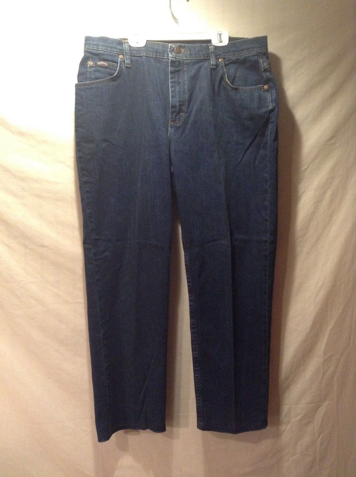 Women's Riders Denim Blue Jeans