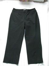 Chico's Women Black  Crop Capri Pants SIze 0 - $51.97