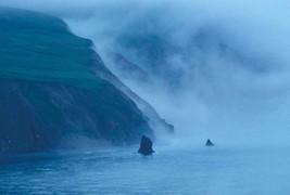 Fog Over The Bearing Sea Cross Stitch Pattern  ... - $9.90