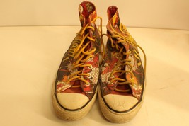 Converse Chuck Taylor All Star the Flash size 7 - $28.00