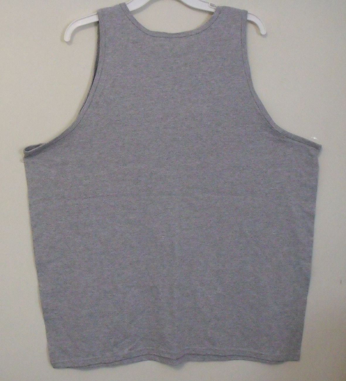 Mens Gildan Gray NWOT Sleeveless Tank Top Size 2XL
