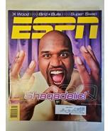ESPN Magazine ~ Shaquille O'Neal ~  June 1 1998 - $1.66