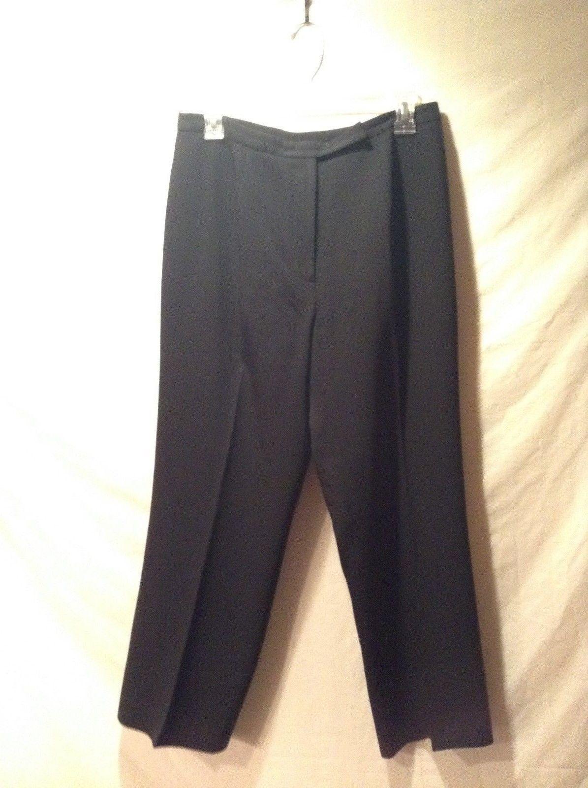 Ann Taylor Petites Black Dress Pants Size 10P