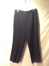 Ann Taylor Petites Black Dress Pants Size 10P