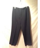 Ann Taylor Petites Black Dress Pants Size 10P - $34.64