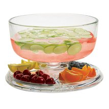 Artland American Diner Six-in-One Server, Clear - $39.95