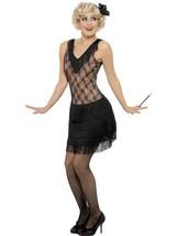 1920'S Fancy DRESS,GANGSTER,MOLL/FLAPPER,LARGE 12-14,WOMENS All That Jazz #Ca - $54.22