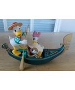 1998 Disney/Hallmark Donald & Daisy in Venice Ornament - $24.00