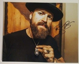 Zac Brown Hand Signed Autograph 8x10 Photo COA - $49.99