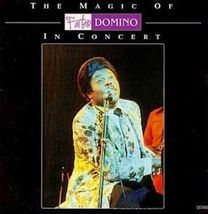The Magic of Fats Domino in Concert (CD) - €10,61 EUR