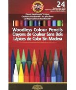 Koh-I-Noor Hardtmuth Woodless Colour Pencils - ... - $18.95