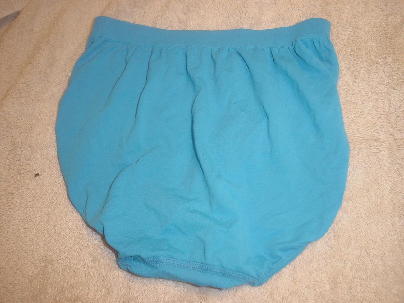 Jockey Seamfree Panty 5/Small Dark Blue  SP-Slightly Imperfert NWOT Lot of 2
