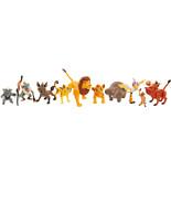 Disney Junior Lion Guard Pride Figure Set 10 Figures Deluxe NEW - $39.99