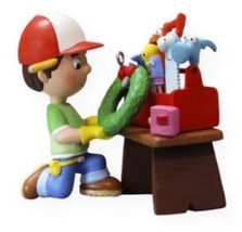 Hallmark 2009 NIB Handy Manny Playhouse Disney Ornament - $29.95