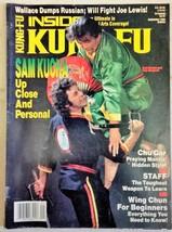September 1990 Inside Kung-Fu Magazine SamkuohaChu Gar Wing Chun Praying Mantis