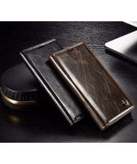 Sumsung Galaxy S7 Edge Luxury Leather Cover Wallet Stand Cases Men/Women... - $19.99