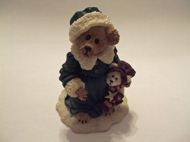"Boyds ""BEARS & FRIENDS"" The Bearstone Collection - Style #228327 - $14.00"