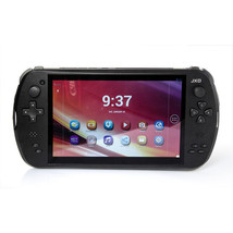 "JXD S7800B 7"" Quad Core Game Console Player PC Gamepad 2G RAM 16GB 1280X... - $155.98"