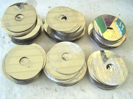Hard Drive Platters for Low Level Platinum Recovery 9 lbs. 11 oz. - $37.40