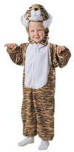 Tiger Striped Plush 1 To 2  Costume - $20.57