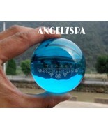 MAGICK LIGHT BLUE CRYSTAL BALL AND FAMILY PACKA... - $230.00
