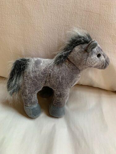 WEBKINZ Plush Gray Arabian Horse, GANZ Toy, Used, Nice Condition  image 4