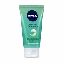 2 Pack Nivea Purifying Deep Cleansing & Moisture Balance Face Wash 150ml - $20.77 CAD