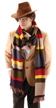 Doctor Who 4Th Dr. Long Scarf  Costume Accessories - $49.95