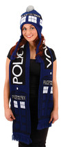 Doctor Who Tardis Laplandr Hat - $26.30