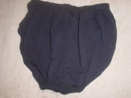 Jockey Seamfree Panty 5/Small Black SP-Slightly Imperfect Lot of 2 NWOT - $13.99