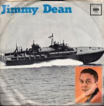Columbia Records - Jimmy Dean -P.T. 109 & Walk On, Boy - $4.95