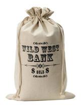 Money Bag Canvas  Costume Accessories - £11.43 GBP