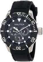 Nautica Unisex N13643G NSR 101 Multi- South Beach Classic Analog with Enamel ... - $66.50