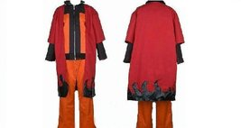 Naruto Uzumaki Sage Uniform cosplay costume - $111.33