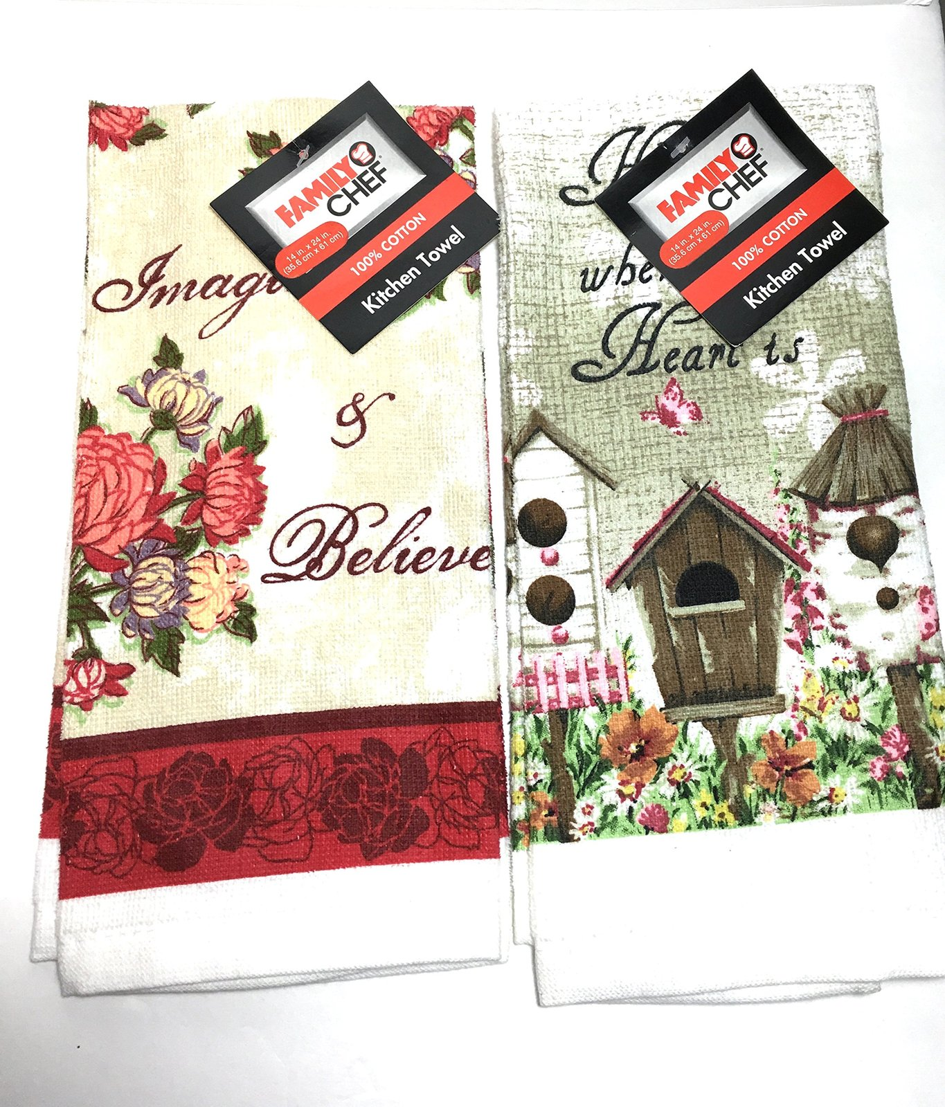 Family Chef Kitchen Towel: 1 listing
