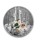 $25 Fine Silver Coin - Woodland Elf (2016) - $33.00