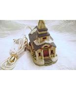 Lefton Colonial Christmas Village Church # 06398 - $12.00
