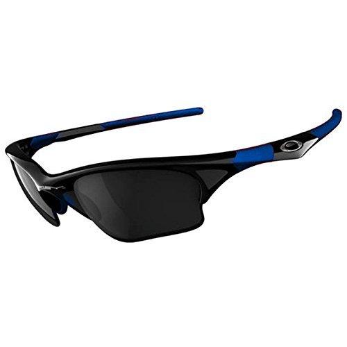 New SEEK OPTICS Rubber Kit Earsocks Nose Pads for Oakley HALF JACKET XLJ - Blue image 2