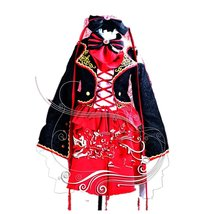 Vocaloid rin len Sandplay Singing Dragon Lolita cosplay costume - $130.67
