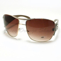 Womens Square Super Oversized Sunglasses Celebrity Privacy Fashion - $8.05