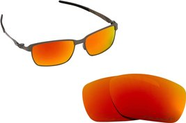 New Seek Replacement Lenses For Oakley Tinfoil CARBON- Polarized Red - $15.83