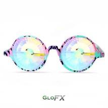CYBER MONDAY GloFX Aztec Kaleidoscope Lenses Glasses – Rainbow Wormhole ... - $34.99