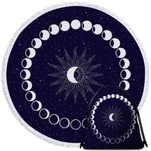 Moon Time Beach Towel - $12.32+