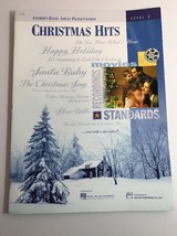 Alfred Adult Piano Christmas Hits Book Level 2 Keyboard Movies Standards - $12.59