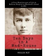 Ten Days in A Mad House Interesting English Book Read Adults Written Nel... - $9.36