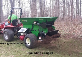 Topdresser Golf Course Sand Spreading Advantage TT-2075 & TT-2075-E - $10,470.00
