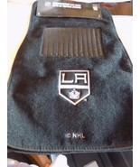 Nhl Embroidered Car Mat Set: Kings - $29.02